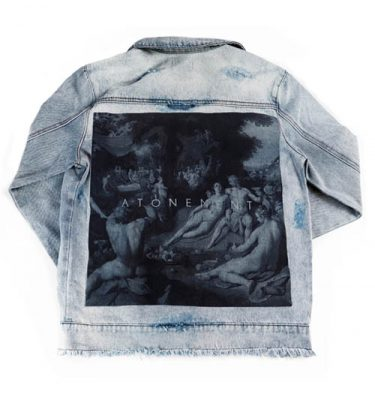 Atonement Denim Jacket Back