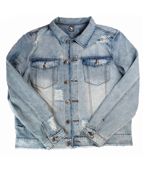 Atonement Denim Jacket Front